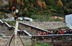 New Wolong Giant Panda Center in Gengda