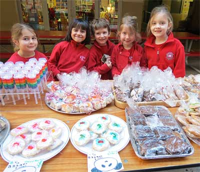 Village School Bake Sale