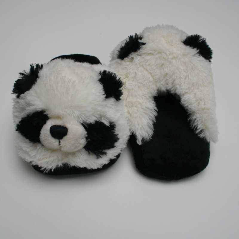 Pillow Pets Kids Panda Slippers | Pandas International Store