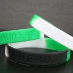 wrist bands green