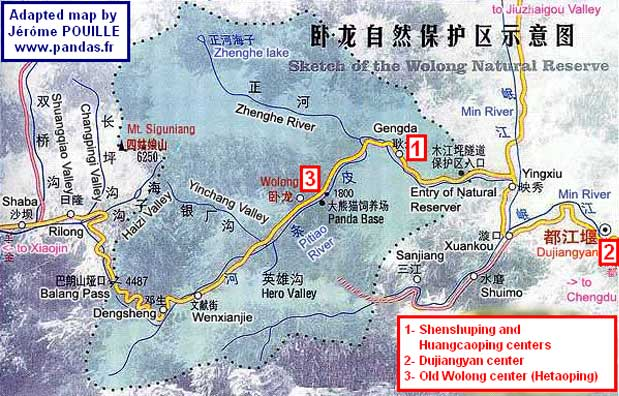 Wolong Nature Reserve 2