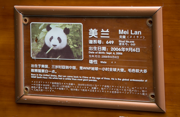 mei lan sign